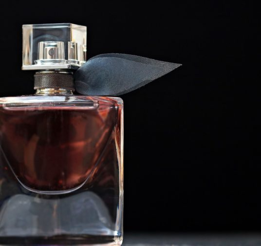 «Не тот» парфюм